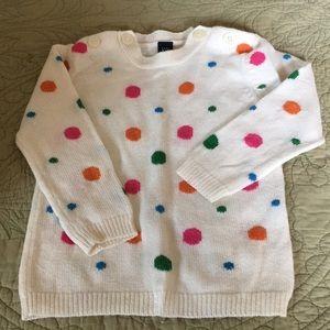 Gap girls sweater 2T